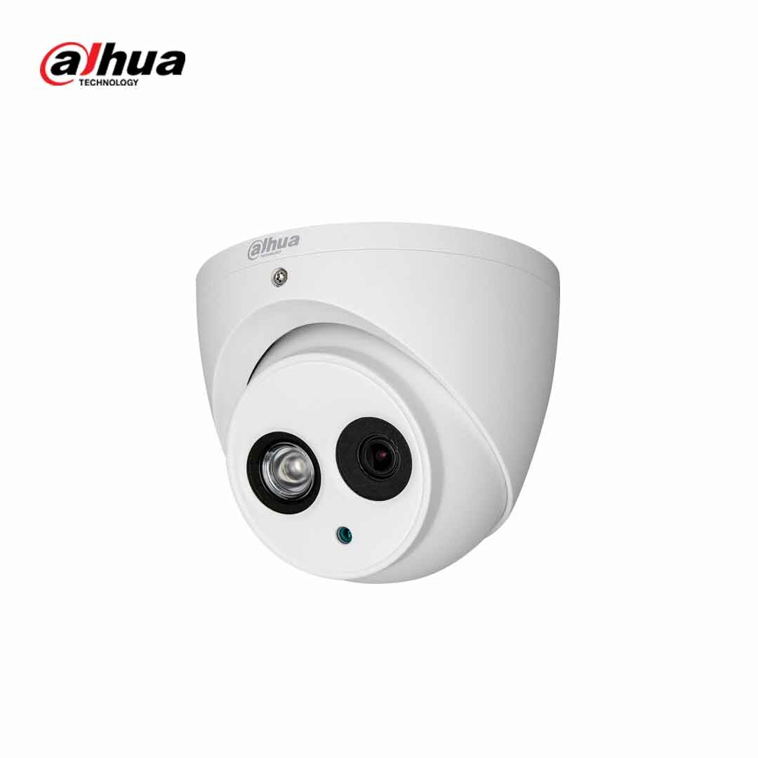 Dahua DH-HAC-HDW1200EMP-A 2MP 1080p IP67 HDCVI 大華半球型室內外防水夜視收音閉路電視同軸監控攝影機