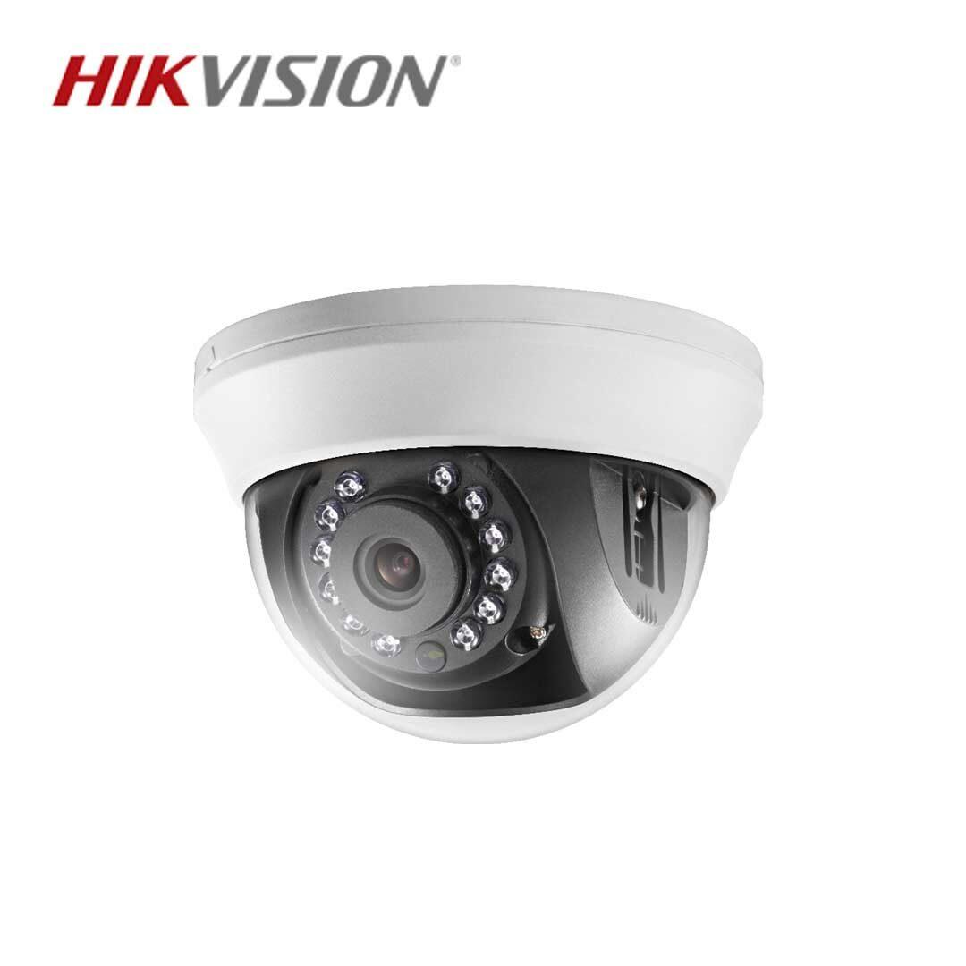 Hikvision DS-2CE56C0T-IRMMF 1MP 720p IR TVI 海康威視半球型室內夜視閉路電視同軸監控攝影機