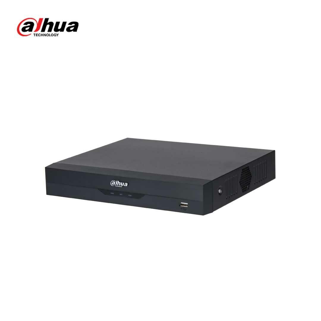Dahua DH-XVR5104HS-I2, Penta-brid, 5M-N/1080P, H.265, HDCVI, 1HDD, WizSense 大華4路AI人臉同軸錄影機