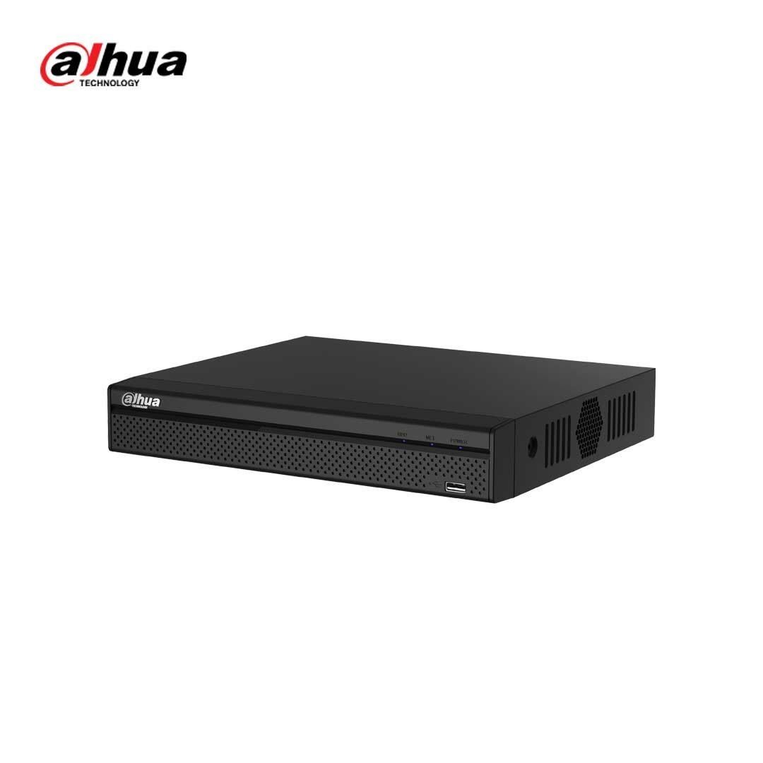 Dahua DHI-NVR2104HS-P-4KS2, 4K, H.265, 4P.o.E., 1HDD, 大華4路監控網絡錄影機