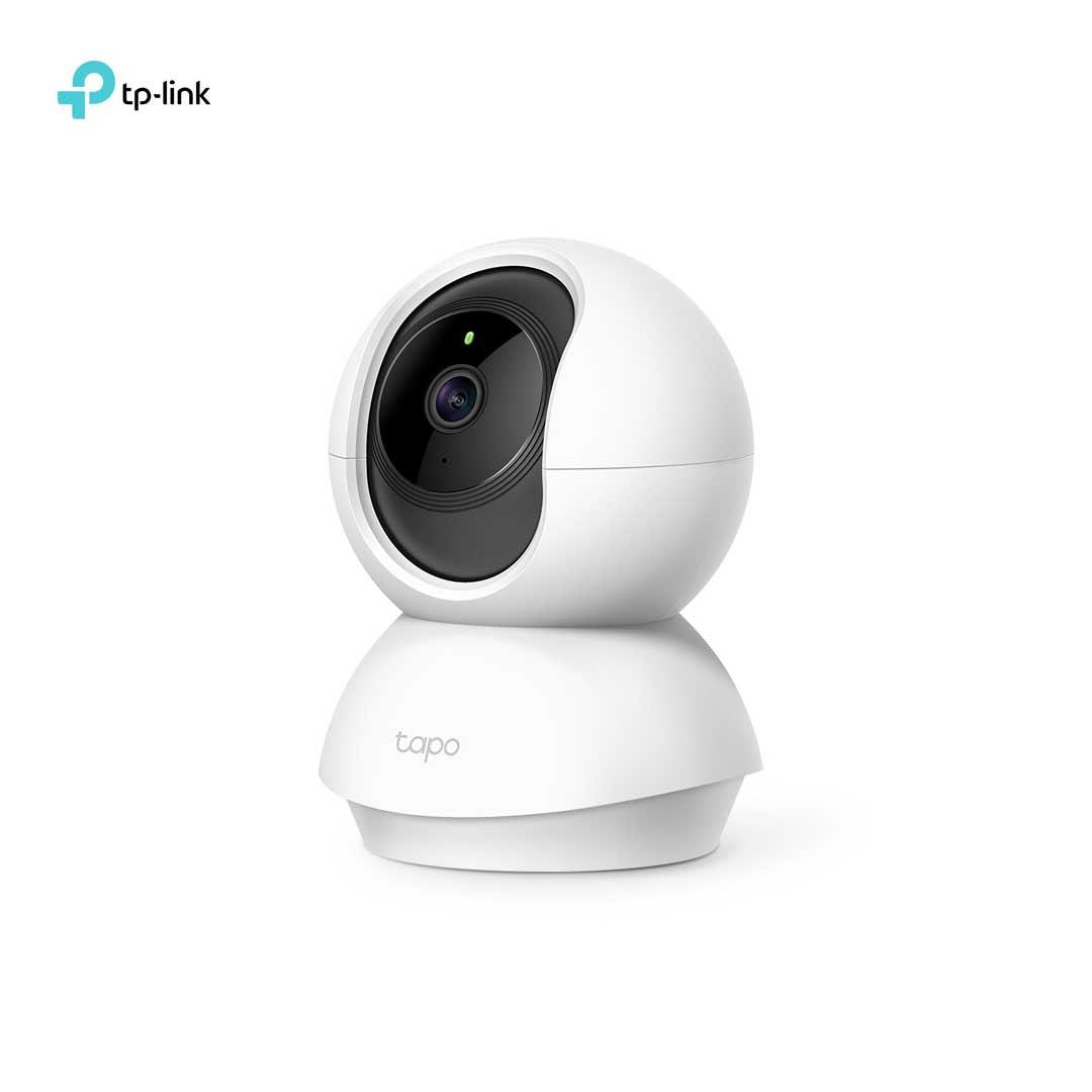 TP-Link Tapo C210, 3MP 2K, H.264, WiFi, 360°雲台版旋轉式無線網絡攝錄機 家居鏡頭