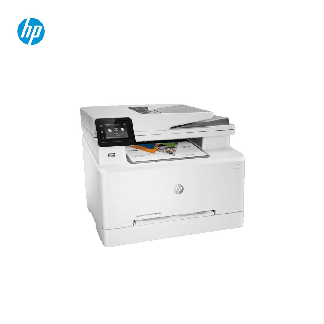 HP Color LaserJet Pro 多功能打印機 M283fdw